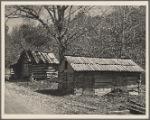 Log buildings. North Carolina?