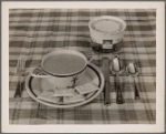 Automat soup and crackers promotional photo