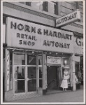 Horn and Hardart retail shop