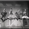 Dancers in the stage production How to Succeed in Business