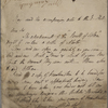 Autograph letter signed to Charles Ollier, 2 January 1818