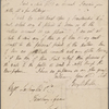 Autograph letter signed to Lackington and Co., [2 January 1818]