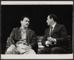 Alan Arkin and Eli Wallach in the Broadway production of Luv