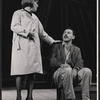 Anne Jackson and Alan Arkin in the Broadway production of Luv