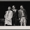 Anne Jackson, Eli Wallach and Alan Arkin in the Broadway production of Luv