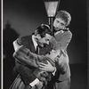 Robert Darnell, Barbara Bel Geddes and Gene Wilder in the Broadway production of Luv