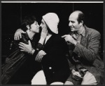 Dorothy Loudon, Tom Bosley and Herb Edelman from the touring company of the stage production Luv