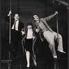 Tom Bosley, Dorothy Loudon and Herb Edelman in a publicity still for the national tour of the stage production Luv
