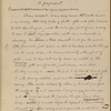 The Manse: a fragment. Holograph (Bound) n.d. ms. ( 1 v. ) Signed.