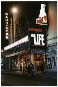 The life (musical), (Coleman), Ethel Barrymore Theatre (1997)