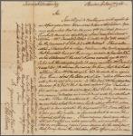 Letter to Jedediah Elderkin, Windham [Mass.]
