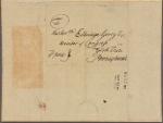 Letter to Elbridge Gerry, York, Penn.