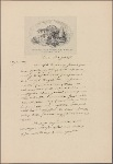 Letter to Fulwar Skipwith, Paris