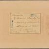 Letter to Nathaniel Peabody
