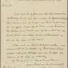 Letter to [Charles William F.] Dumas