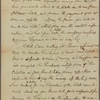 Letter to Ephraim Williams [Stockbridge, Mass.]