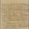Letter to Henry Laurens, Paris