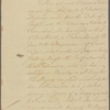 Letter to the Deputy Governor of Maryland [Horatio Sharpe]