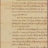 Letter to Gov. William Denny