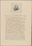 Letter to William Whipple, Boston or Portsmouth