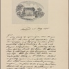 Letter to Eliphalet Dyer, Philadelphia, per Capt. Oswald