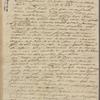 Letter to Jonathan Trumbull, Lebanon, Conn