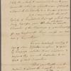 Letter to President Henry Laurens [Philadelphia]