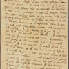Letter to [Beamsley Glazier.]