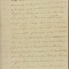 Letter to Gerrit De Witt, Green Kill [N. Y.]