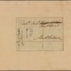 Letter to Nehl. Hubbard, Middletown
