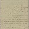 Letter to Matthew Irvine [Philadelphia]
