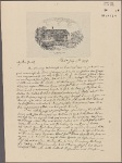 Letter to Elias Dayton, 3d Battalion of New Jersey, Johns Town or Crown Point [N. Y.]