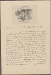 Letter to the Earl of Buchan