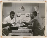Jackie Robinson and Louis