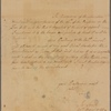 Letter to Joseph Reed