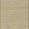 Letter to [Samuel Bryan, Register Gen.]
