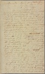 Letter to Thomas Riche, New Windsor [N. Y.]