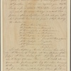 Letter to Cadwallader Colden