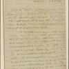 Letter to Gen. [Elias] Dayton, Elizabeth Town, N. J.