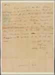 Letter to Gov. [Thomas Sim] Lee