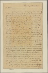 Letter to Sir William [Johnson,] [Tryon County, N. Y.?]
