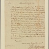 Letter to William Fleming