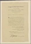 Congress of the United States: At the Second Session, Begun and held at the City of New-York, on Monday the fourth of January, one thousand seven hundred and ninety. An Act for the Relief of John Stewart and John Davidson