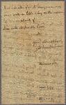 Letter to [James Hamilton, deputy-governor of Pennsylvania]