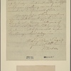 Letter to Thomas Jefferson, [Richmond,] Governor of Va.