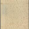 Letter to Gen. Burgoyne