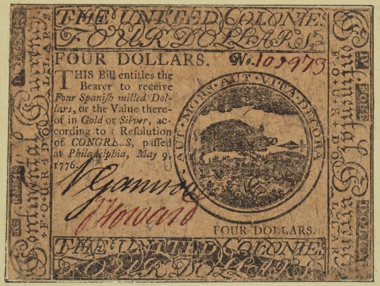 on 5/9/1776