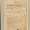 Letter to [Abraham Yates, President of the Convention?]