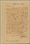 Letter to Gen. Benjamin Lincoln, Kingsbridge [N. Y.]