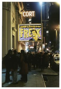 Freak (One-man show), (Leguizamo), Cort Theatre (1998)